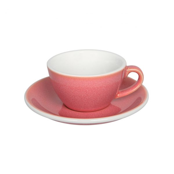 Taza Capuchino 150ml Berry Loveramics
