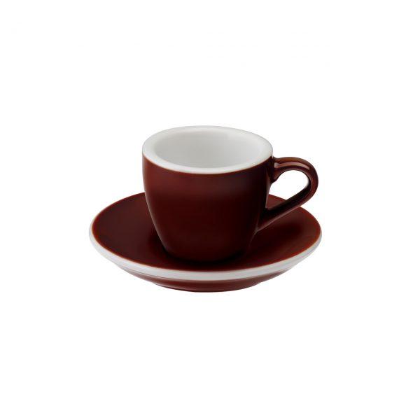 Taza Espresso 80ml Brown Loveramics