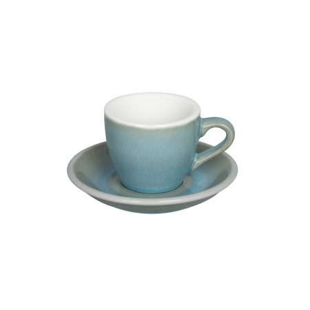 Taza Espresso 80ml Ice blue Loveramics
