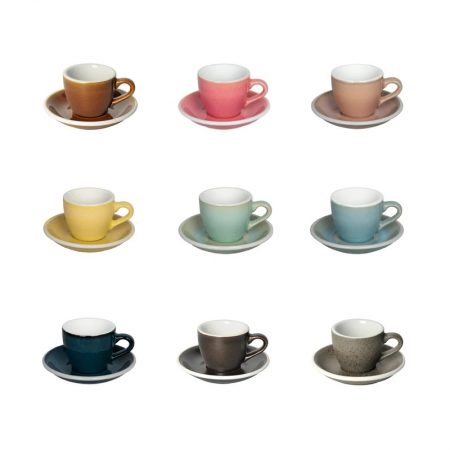 Taza Espresso 80ml Potters Colours Loveramics
