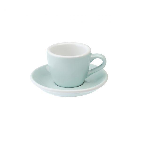 Taza Espresso 80ml River Blue Loveramics