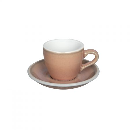 Taza Espresso 80ml Rose Loveramics