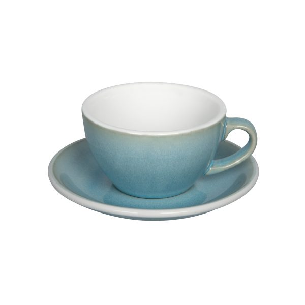 Taza Latte 200ml Ice Blue Loveramics