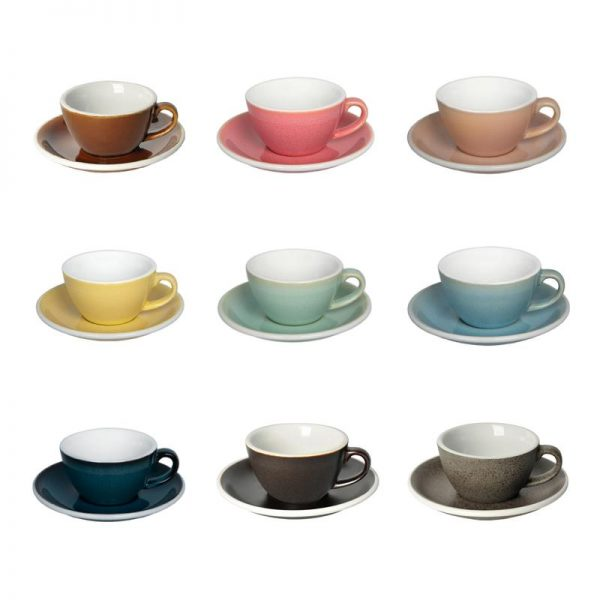 Taza Latte 200ml Potters Colours Loveramics