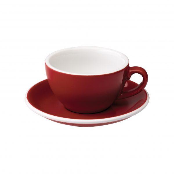 Taza Latte 200ml Red Loveramics