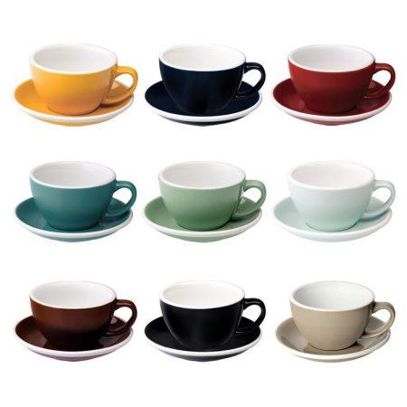 Tazas Grandes de Café Con Leche 300ml Classic Colours Loveramics