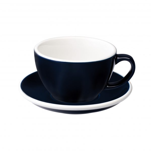 Tazas Grandes de Café Con Leche 300ml Denim Loveramics