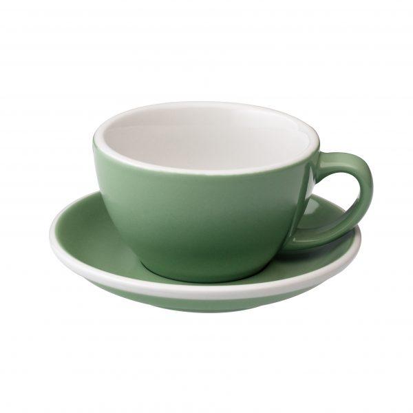 Tazas Grandes de Café Con Leche 300ml Mint Loveramics