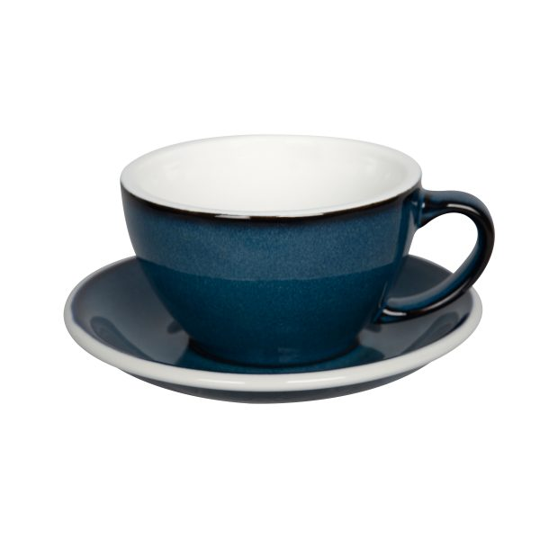 Tazas Grandes de Café Con Leche 300ml Night Sky Loveramics