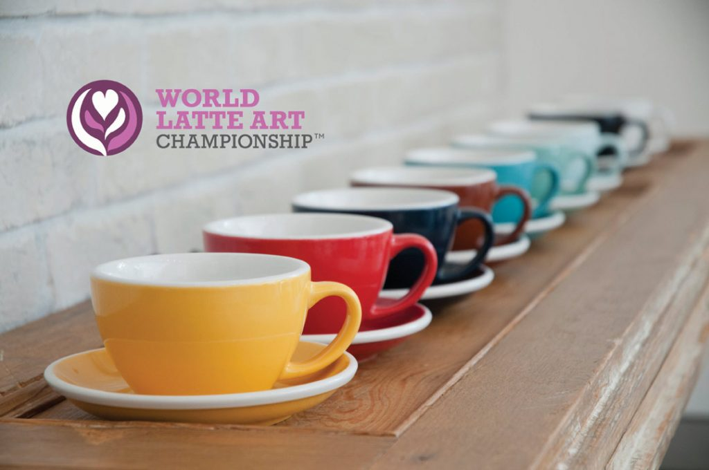 Información Loveramics Word Latte Art Championship