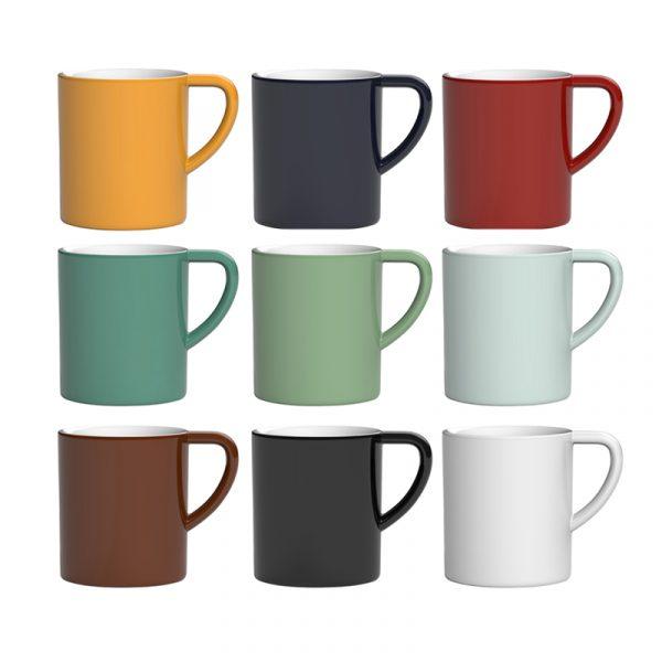 Taza de Porcelana para Café 300ml Bond Loveramics